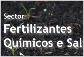 Sector Fertilizantes Químicos e Sal